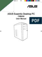 CM6630 User Manual
