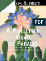 00524 - A Penúltima Visão do Paraíso
