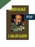 El Buen Salvaje - Eduardo Caballero Calderon