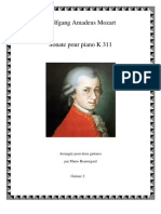 Mozart SonateK311 G2