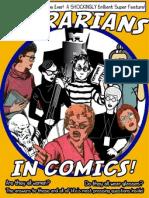 librarians in comics