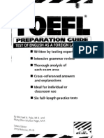 Cliffs TOEFL Preparation Guide