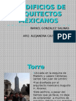 20 Edificios Casa Barragan y Gilardi. de Rafael Gonzalez Salinas