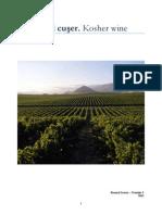 Vinul Cuser - Kosher Wines