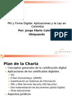 n. PKI y Firma Digital