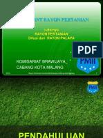 Blue Print Rayon Pertanian Fix Fahri
