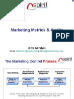Mkt Metrics+Audit MMKom