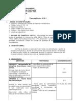 Plano de Ensino ADM 2012 1