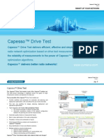 Capesso Drive Test Brochure