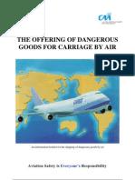 Dangerous Goods Booklet