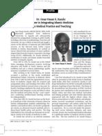 Dr.omar Kasule Bio