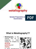 Metallography Lab