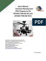 AH-64D PPC Users Manual
