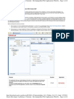 Oracle JDeveloper 11g Release 2 Tutorials