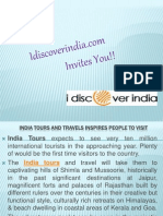 India Tours and Travels Inspires People to Visit