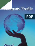 Asoni Communication Profile