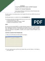 Project Wireshark Packet Analyzer