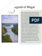 The Legend of Magat River