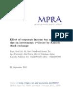 MPRA Paper 36800