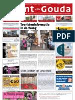 De Krant Van Gouda, 5 April 2012