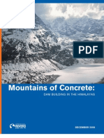 Mountains of Concrete