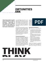 PhD Opportunities in Denmark