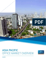 Asia Pacific Office Market Overview - 4Q 2011