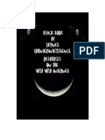 Black Book of Sky Net Counterintelligence