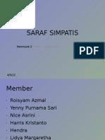 SARAF SIMPATIS