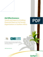 Aid Effectiveness Final