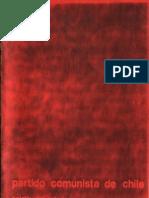 Boletín del Exterior Partido Comunista de Chile Nº19