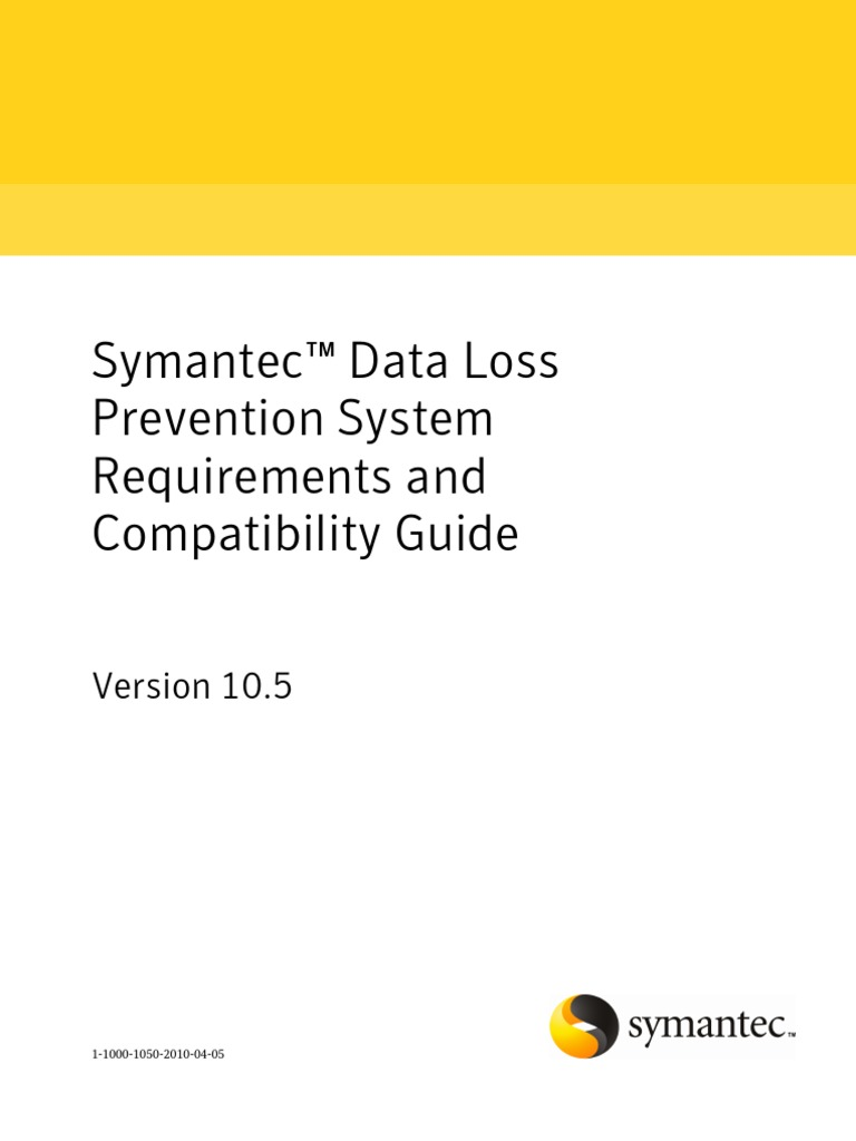Symantec dlp 105 system requirements guide oracle database symantec dlp 105 system requirements guide oracle database technical support pronofoot35fo Choice Image