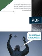 1.- Lenguaje Audiovisual 1