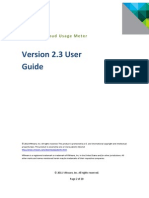 vCloud Usage Meter Version 2.3 User Guide[1]