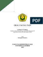 Laporan Oral Facial Pain