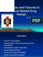Success and Failure in Structure-Based Drug Design (Ren Wei)