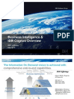 BI and IBM Cognos Overview