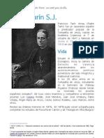 Padre Tarín S.J.