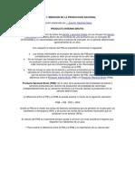 Tema 1. Medicion de La Produccion Nacional