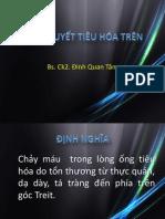 Xuat Huyet Tieu Hoa Tren - BSCK2 Dinh Quang Tam
