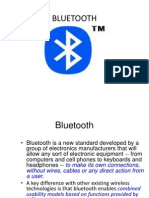 Unit 6 Bluetooth