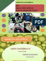 PENYIKSAAN TNI dikaitkan dengan HAM