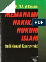 Memahami Hakikat Hukum Islam