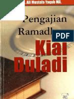 Pengajian Ramadhan Kiai Duladi