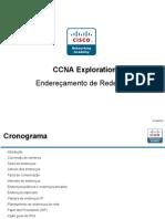 CCNA Exploration - Endereçamento de rede