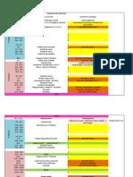 Planilha Planejamento 2012