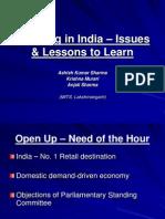 Retailing in India_PPT