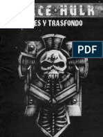 space hulk - misiones y transfondo(1ª edición)(spanish)