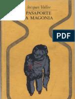 Pasaporte a Magonia - Jacques Vallee (NUEVO PDF)