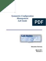 SymCM Lab